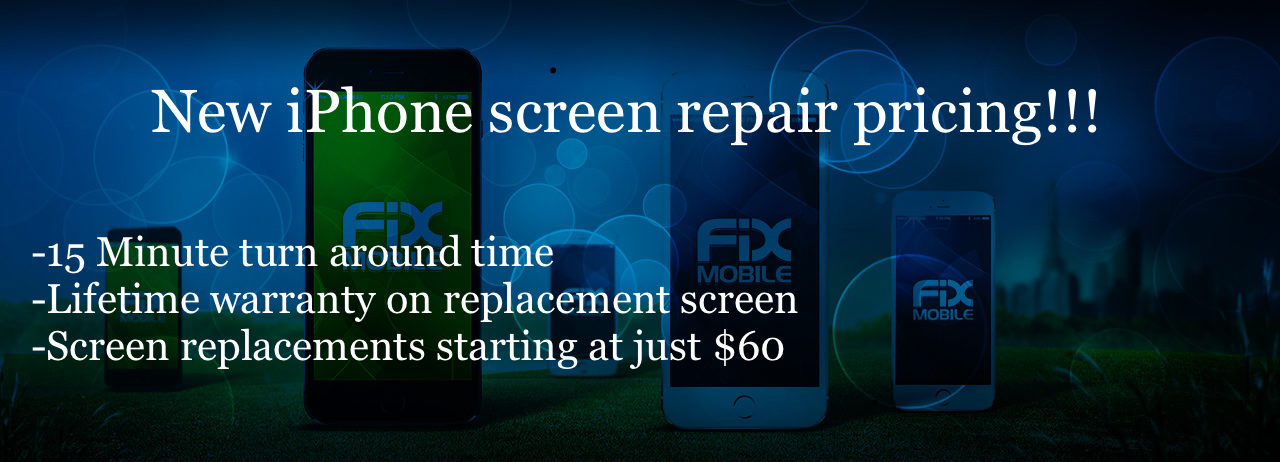 Iphone Screen Repair Durham